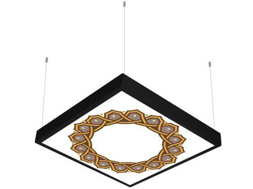 Desenli LED panel 60x60  3