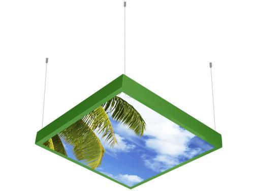 Desenli LED panel 60x60  4