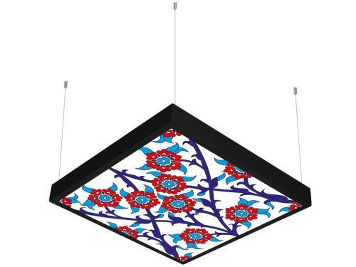 Desenli LED panel 60x60  8