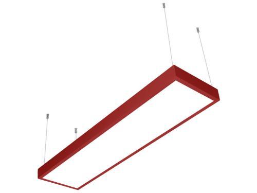 Kırmızı sarkıt 30x120 LED panel