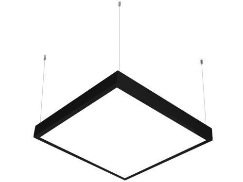 Siyah LED panel 60x60 sarkıt