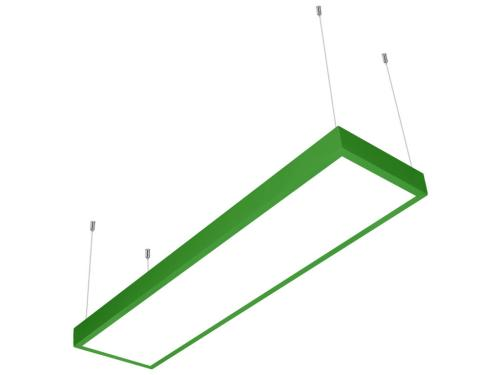 Yeşil sarkıt 30x120 LED panel