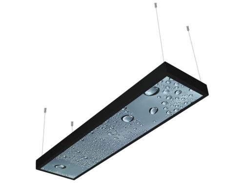 damlacık desenli 30x120 sıva üstü LED panel