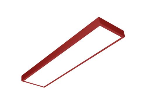 kırmızı  30x120 sıva üstü LED panel