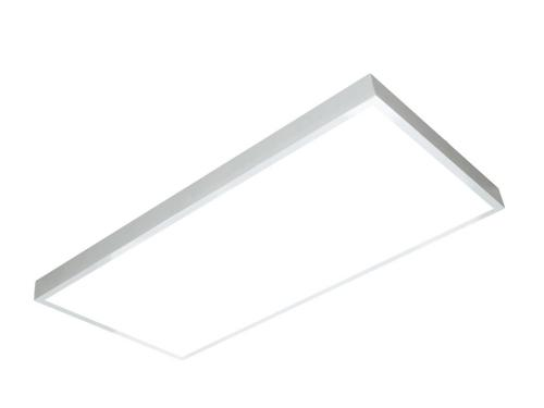 sıva üstü led panel 60x120 beyaz