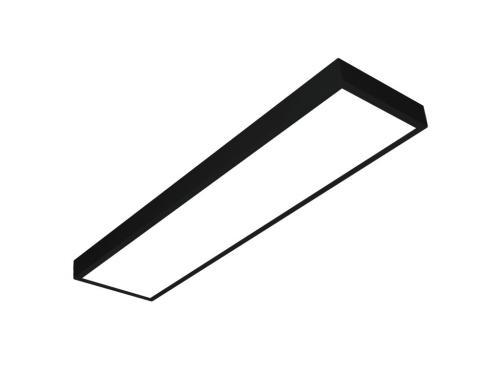 siyah  30x120 sıva üstü LED panel