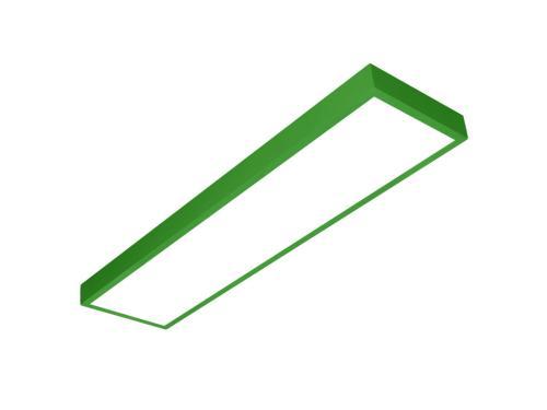 yeşil  30x120 sıva üstü LED panel